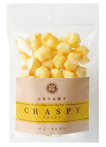 CRASPY(クラスピー):ハニーレモン