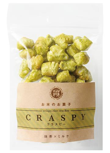 CRASPY(クラスピー):抹茶×ミルク